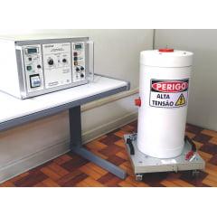 EAT-CIL 10-100-52-BR - Conjunto para ensaio de AT aplicada em ca 100kV-50mA Manual  - HIPOT